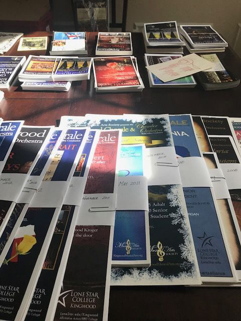 History Project, Sorting Posters
